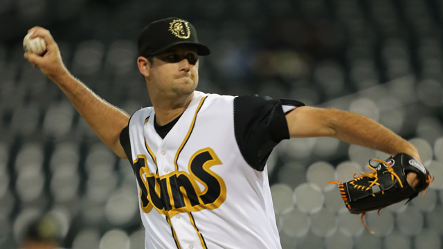Craig Stem has been called up to Triple-A New Orleans.